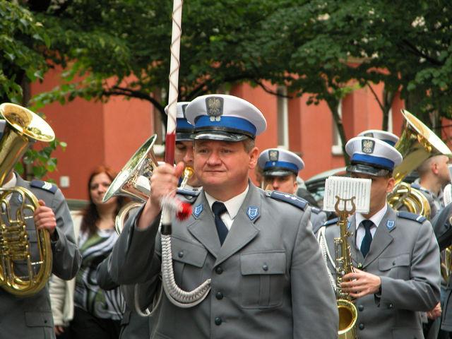 ...oraz Orkiestra Reprezentacyjnej Policji Województwa Śląskiego