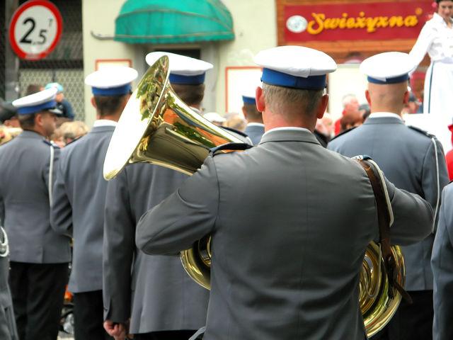 ...czy też muzyczni policjanci.