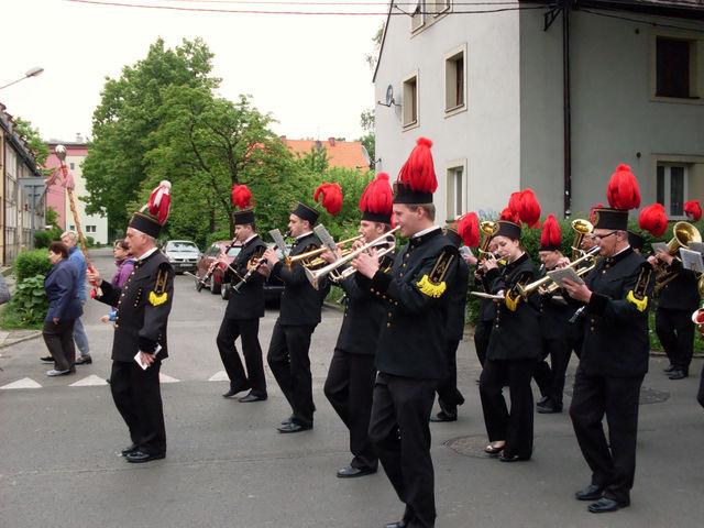 ...czy orkiestra górnicza...
