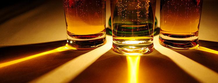 Trzy piwa