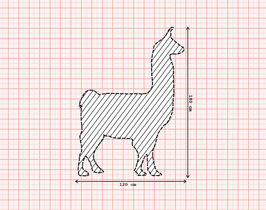 Llama impression #4: Draft