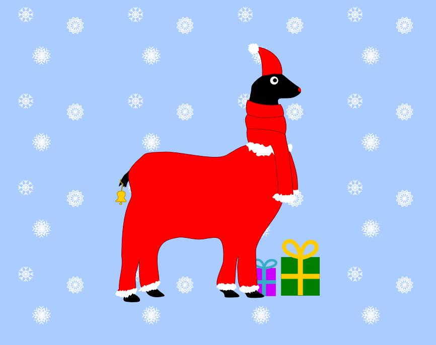 Odsłona lamy #13: Św. Mikołaj