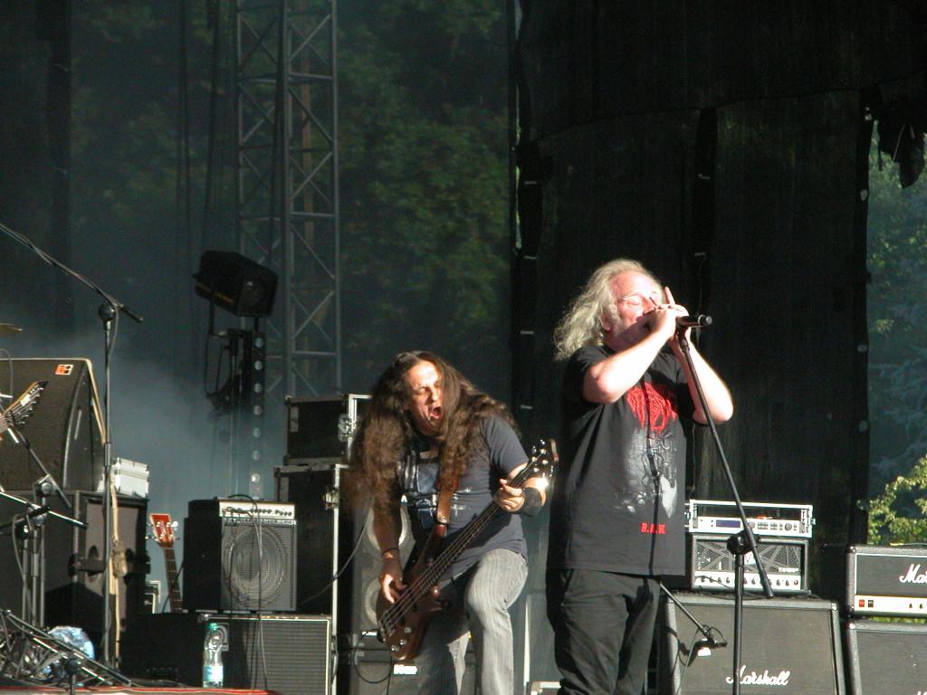 Koncert zespołu Kat w Katowicach, 11 lipca 2015